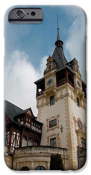Romania Transylvania Sinaia Peles Castle IPhone 6s Case