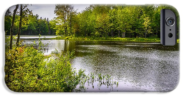 Round The Bend 35 IPhone 6s Case by Mark Myhaver