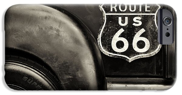 Route 66 IPhone 6s Case by Tim Gainey