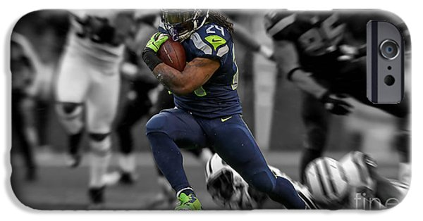 Russell Wilson IPhone 6s Case