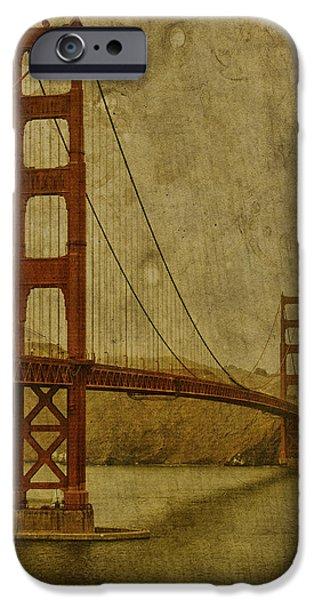 Golden Gate Bridge iPhone 6s Case - Safe Passage by Andrew Paranavitana