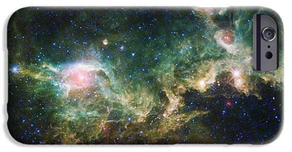 Seagull Nebula IPhone 6s Case by Adam Romanowicz