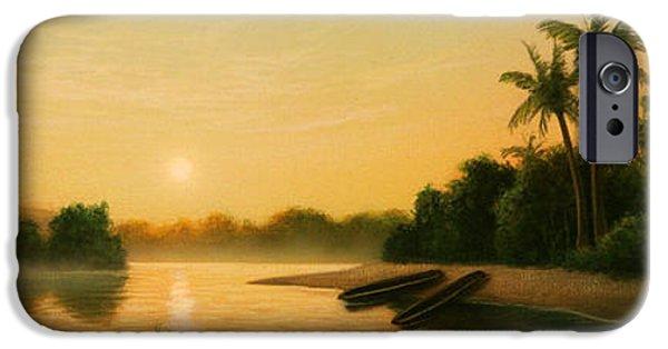 Seminole Sunset IPhone 6s Case