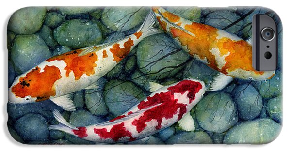 Serenity Koi IPhone 6s Case