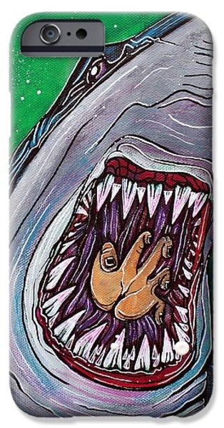 Shark Kill Zone IPhone 6s Case