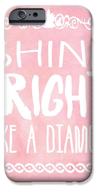 Shine Bright IPhone 6s Case by Pati Photography