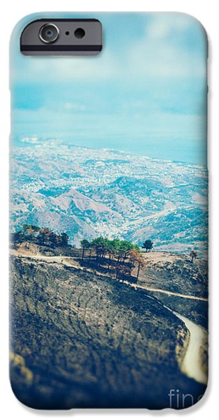 IPhone 6s Case featuring the photograph Sicilian Land After Fire by Silvia Ganora
