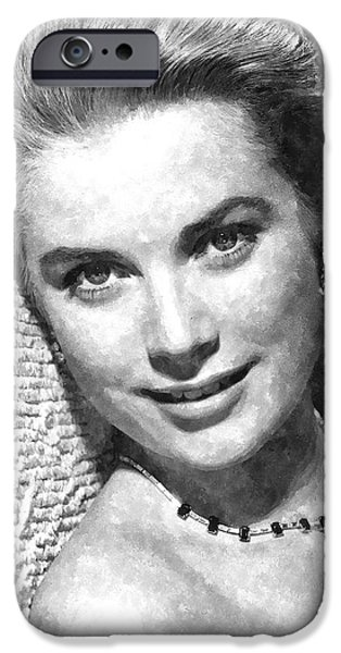 Simply Stunning Grace Kelly IPhone 6s Case by Florian Rodarte