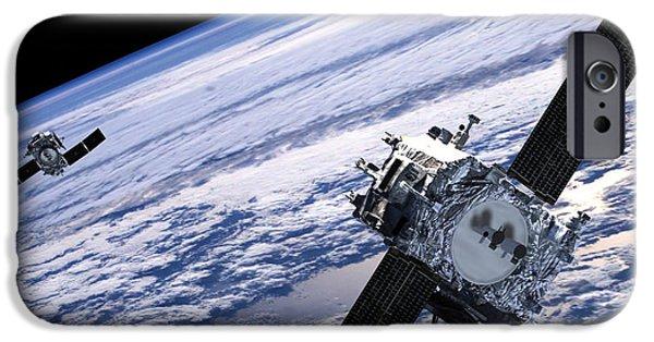 Solar Terrestrial Relations Observatory Satellites IPhone 6s Case