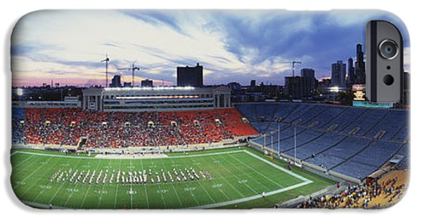 Soldier Field Football, Chicago IPhone 6s Case by Panoramic Images