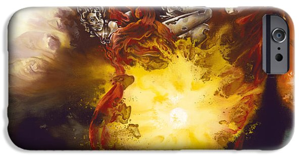 Source Of Strength IPhone 6s Case