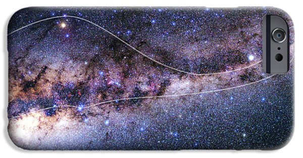 Southern Milky Way IPhone 6s Case