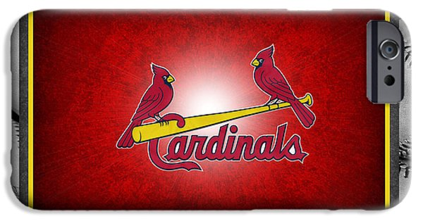 St Louis Cardinals IPhone 6s Case