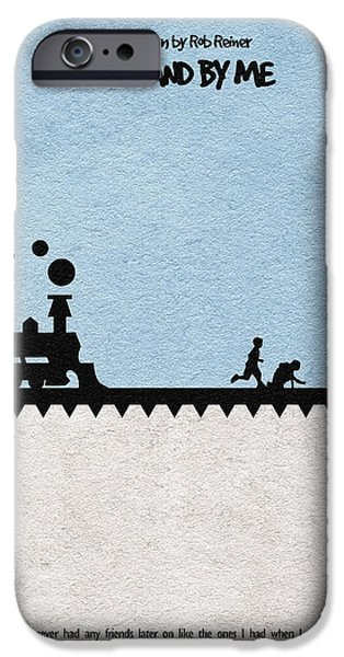 Train iPhone 6s Case - Stand By Me by Inspirowl Design