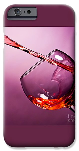 Wine iPhone 6s Case - Standing Water by Matthew Trudeau