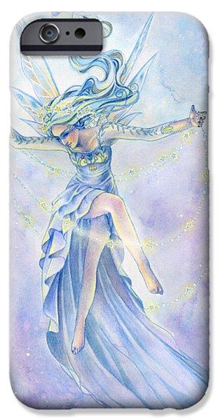 Fantasy iPhone 6s Case - Star Dancer by Sara Burrier