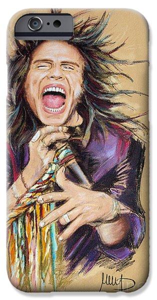 Steven Tyler IPhone 6s Case by Melanie D