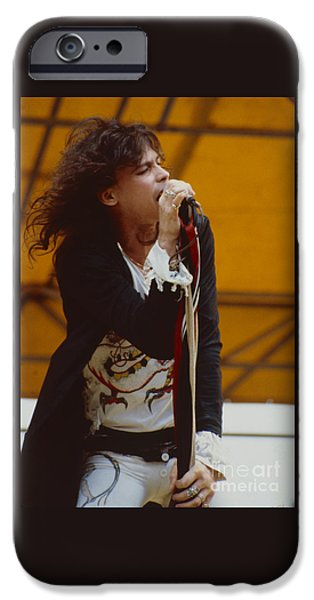 Steven Tyler Of Aerosmith At Monsters Of Rock In Oakland Ca IPhone 6s Case