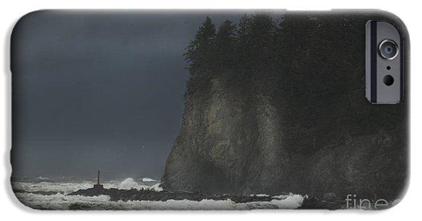 Storm At Lapush Washington State IPhone 6s Case