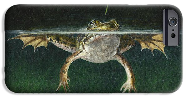 Grasshopper iPhone 6s Case - Study Of A Grasshopper by Dreyer Wildlife Print Collections
