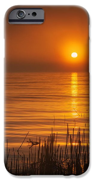 Sunrise Through The Fog IPhone 6s Case by Scott Norris
