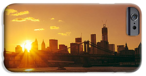 Sunset - New York City IPhone 6s Case