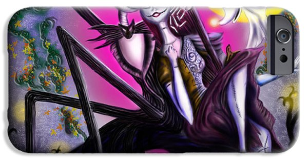 Sweet Loving Dreams In Halloween Night IPhone 6s Case