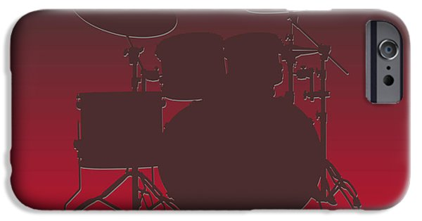 Tampa Bay Buccaneers Drum Set IPhone 6s Case