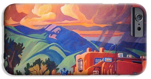 Taos Inn Monsoon IPhone 6s Case