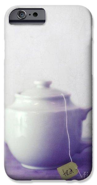 Tea Jug IPhone 6s Case by Priska Wettstein