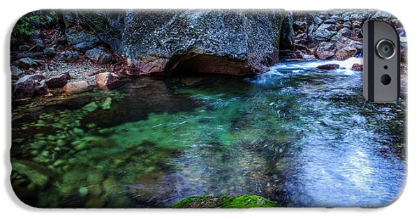 Teneya Creek Yosemite National Park IPhone 6s Case by Scott McGuire
