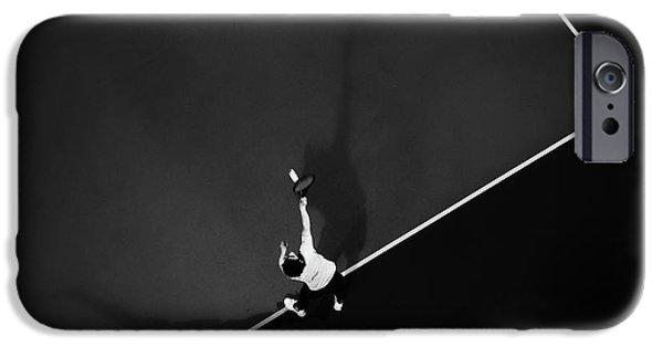 Simple iPhone 6s Case - Tennis by Rui Caria