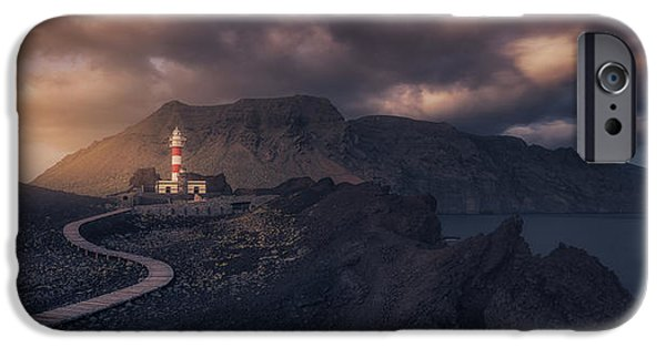 Canary iPhone 6s Case - Tenoa?s Lighthouse by Iv?n Ferrero