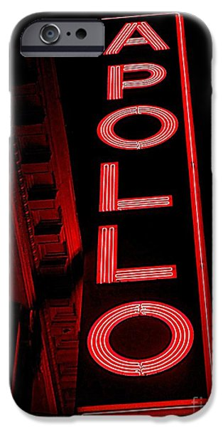 Apollo Theater iPhone 6s Case - The Apollo by Ed Weidman