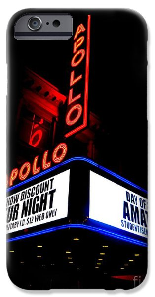 Apollo Theater iPhone 6s Case - The Apollo Theater by Ed Weidman