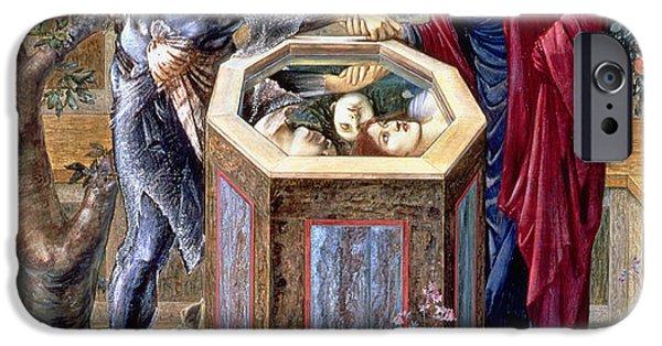 The Baleful Head, C.1876 IPhone 6s Case by Sir Edward Coley Burne-Jones