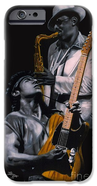 Bruce Springsteen And Clarence Clemons IPhone 6s Case