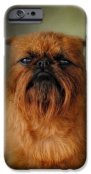 The Brussels Griffon IPhone 6s Case by Jai Johnson