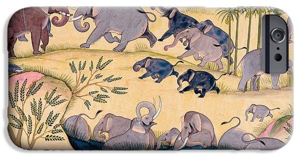 The Elephant Hunt IPhone 6s Case