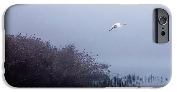 The Flight Of The Egret IPhone 6s Case