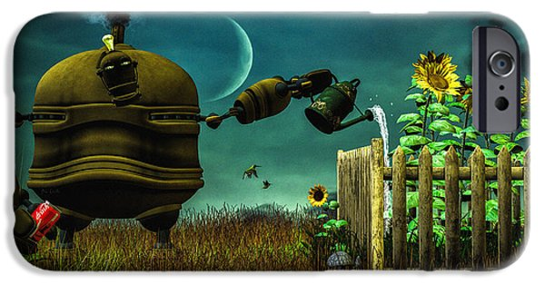The Gardener IPhone 6s Case