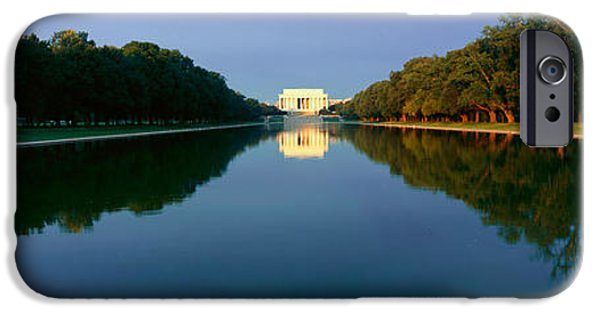 The Lincoln Memorial At Sunrise IPhone 6s Case by Panoramic Images