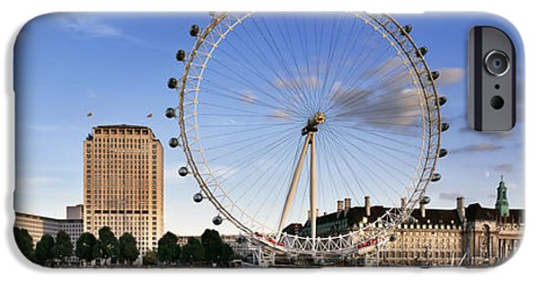 The London Eye IPhone 6s Case by Rod McLean