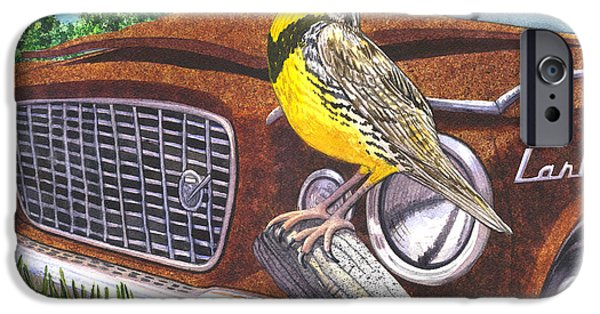 The Meadowlarks IPhone 6s Case by Catherine G McElroy
