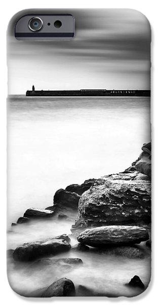 Mermaid iPhone 6s Case - The Mermaid by Ian Hufton