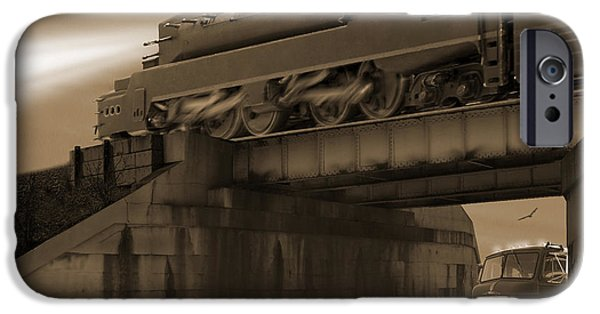 The Overpass 2 IPhone 6s Case by Mike McGlothlen