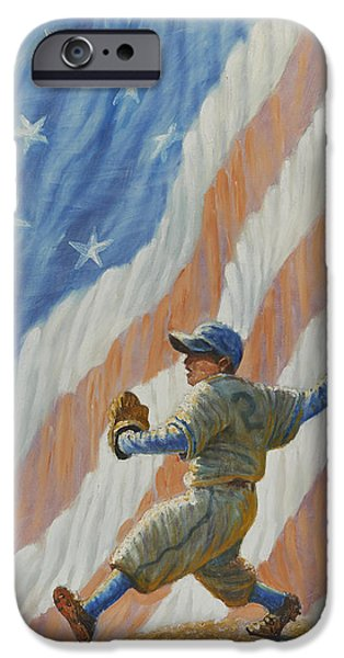 The Pitcher IPhone 6s Case