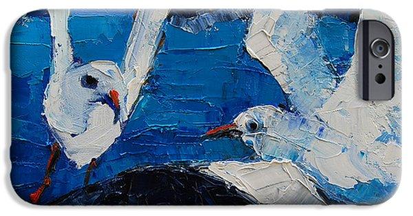 The Seagulls IPhone 6s Case by Mona Edulesco