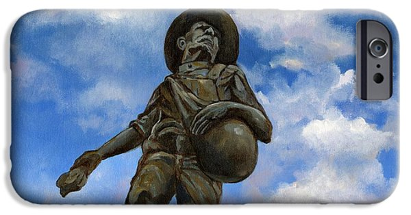 The Seed Sower IPhone 6s Case by Linda Dunbar