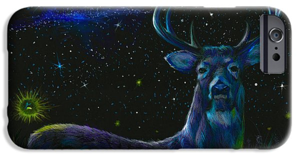 The Serenity Of The Night  IPhone 6s Case